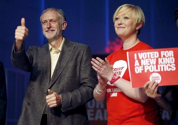 Jeremy Corbyn, favorito para ser o novo líder dos trabalhistas (Crédito: Peter Nicholls/Reuters)